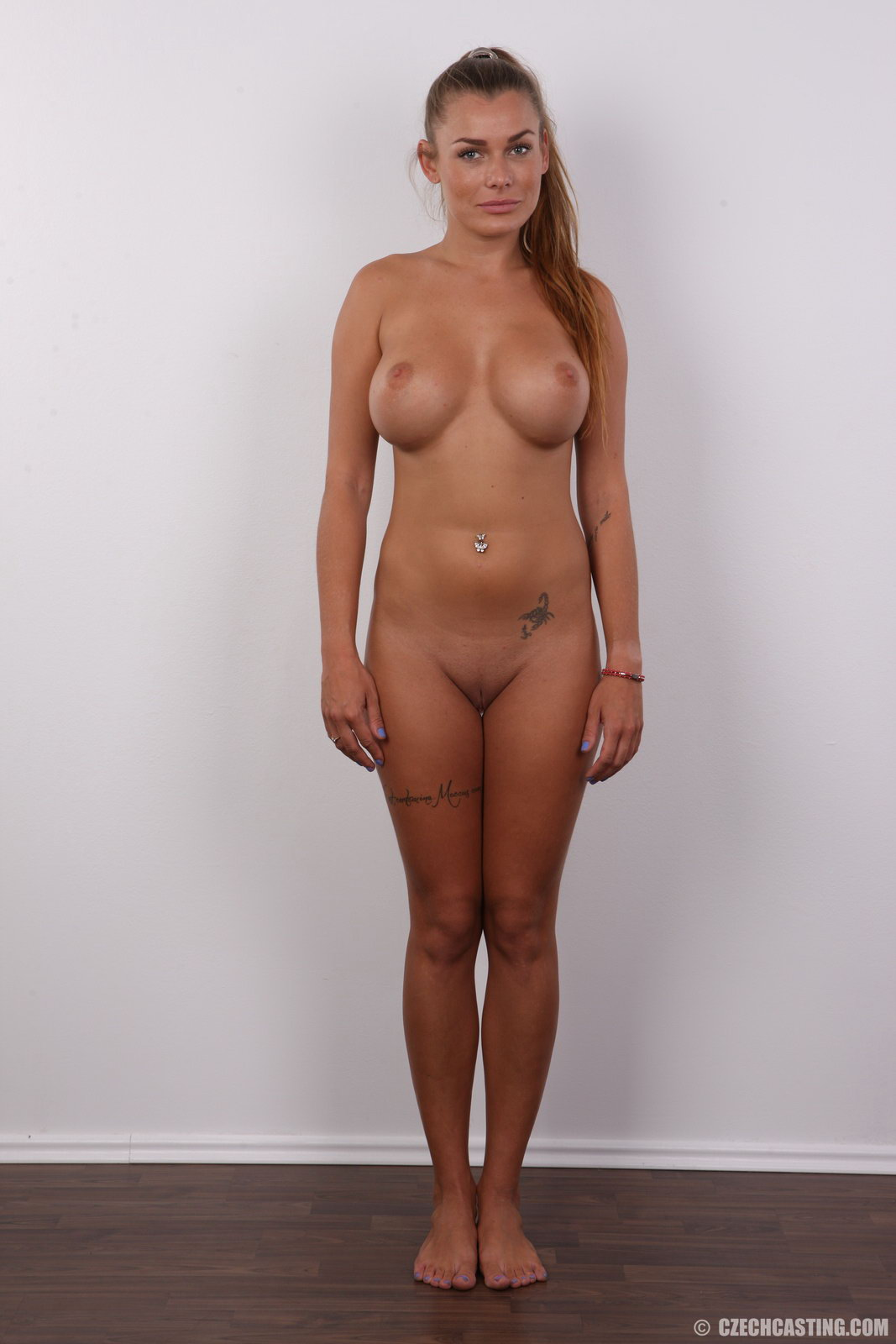 nude casting models Female czech