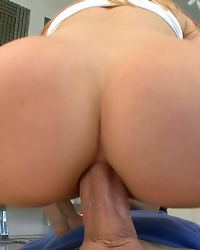 Ashley Fires anal sex at Milf Soup